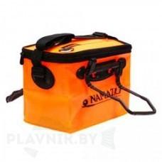 Кан-сумка ПВХ складной рыболовный Namazu 21 л