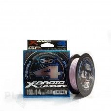Плетёный шнур YGK X-Braid Upgrade X4 200 м (#0.6-3.0)