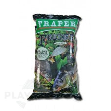 Прикормка Traper Secret Фидер Чёрный, 1 кг
