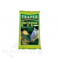 Прикормка Traper Популярная Карп-Линь-Карась, 1 кг