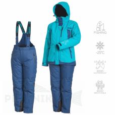 Костюм зимний женский Norfin Women Snowflake 2