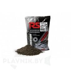 Прикормка увлажнённая RS Лещ чёрный (холодная вода), 0,75кг