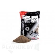 Прикормка RS лещ чёрный (холодная вода), 0,75кг