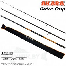 Удилище карповое Akara L17031 Geden Carp 3.6 м 3,5 Lb