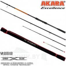 Удилище фидерное Akara Excellence Feeder 3.9 м до 150 г