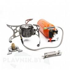 Портативная мультитопливная плита Следопыт Огонь Прометея-1 PF-GSP-M02M