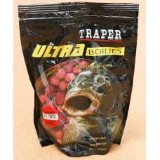Бойлы Traper Клубника 16мм, 1шт