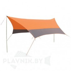 Sol Tent orange со стойками