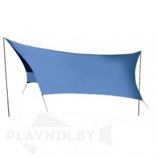 Sol Tent blue со стойками