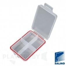 Коробка рыболовная Salmo WATERPROOF 105?70?25 4 яч.