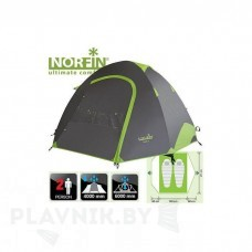 Палатка двухместная Norfin SMELT 2 ALU NF