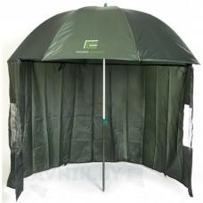 Зонт рыболовный с тент. Feeder Concept GLOSTER