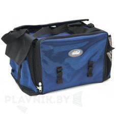 Сумка Следопыт Lure Bag XL+ 5 коробок (синяя)