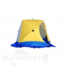Палатка зимняя СТЭК КУБ 3