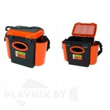 Ящик рыболовный для зимней рыбалки Тонар Fishbox (10л)